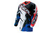 ONeal Element Shocker Jersey Men black/red/blue